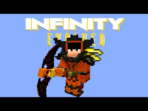 Minecraft Mods FTB Infinity Evolved - EPILOGUE [E87] (Modded Expert Mode)
