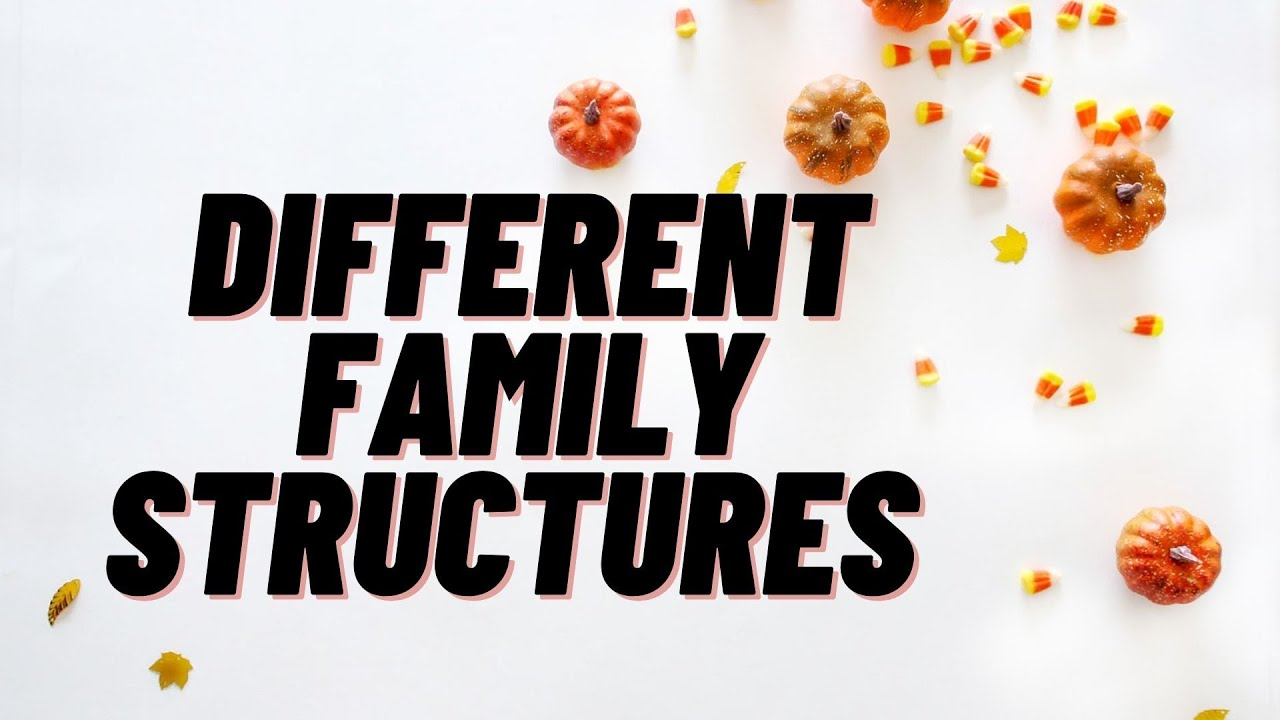 Download Conjugal family structures #1