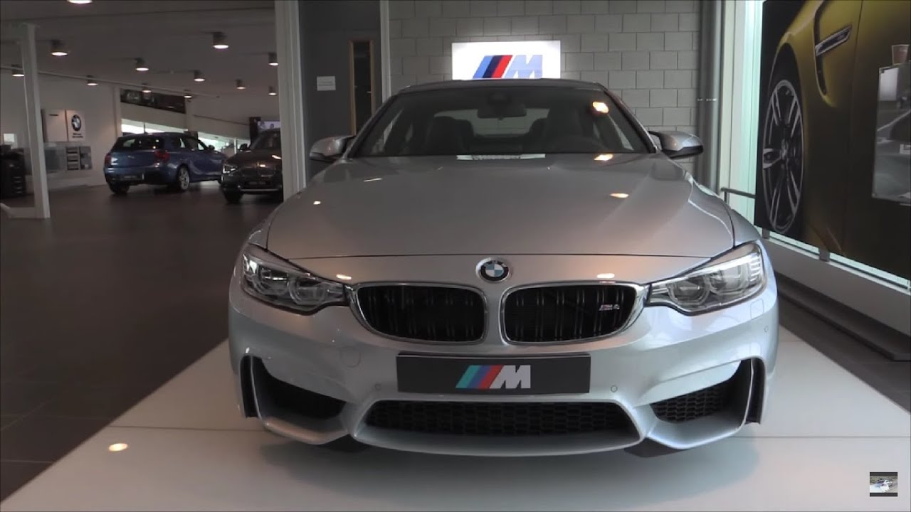 BMW M4 2015 In depth review Interior Exterior - YouTube