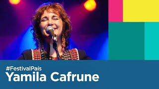 Entrevista a Yamila Cafrune en la Fiesta Nacional Del Chamamé 2020 | Festival País