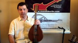 Big Muddy Mandolin Demo - Brian Oberlin