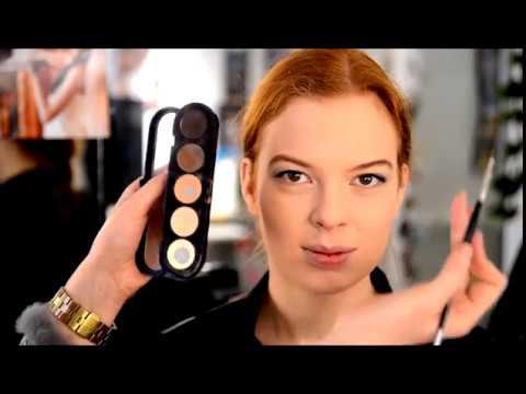 Вопрос: Как нанести макияж в стиле 1960х?
