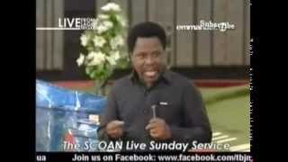 SCOAN 16/03/14: Prayer Point By Prophet TB Joshua, Mass Prayer For All Nations, Emmanuel TV