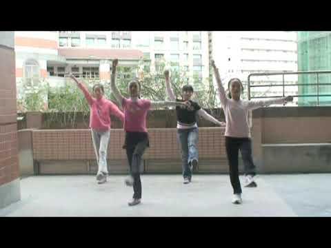集美國小三年級運動會hoha大會舞練習影片
