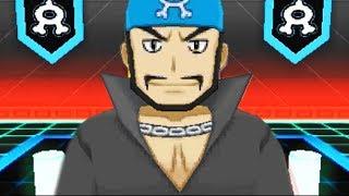 Pokémon USUM Rainbow Rocket Story 06 - Aqua Boss Archie Battle Mp3