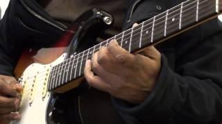 O Mere Dil Ke Chain [Electric Guitar]