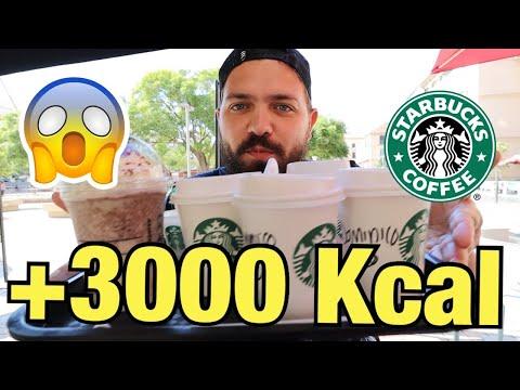 PROVO TUTTI I CAFFE DI STARBUCKS 😱Ecco cosa succede