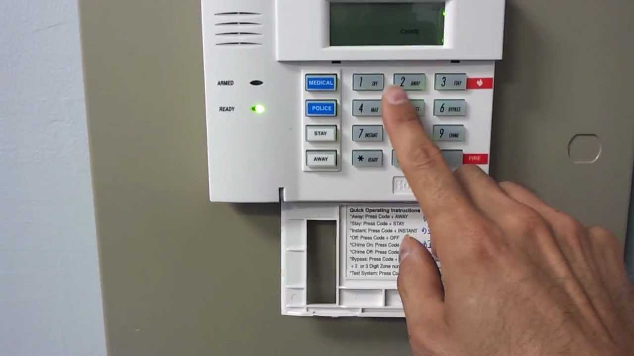 Adt Honeywell Security Keypad Manual Browse Manual Guides