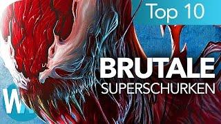 TOP 10 der BRUTALSTEN Superschurken