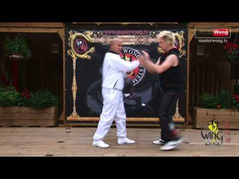 Wing Chun energy drill basic training - Lesson 14 Trapping and push from YouTube · Duration:  8 minutes 1 seconds