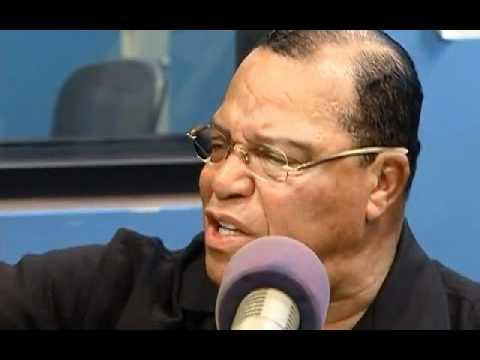 Minister Farrakhan Blasts Media & Reporters During Radio Interview Commercial!