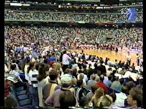 03/12/1995 SEC Final:  #5 Arkansas Razorbacks vs.  #3 Kentucky Wildcats