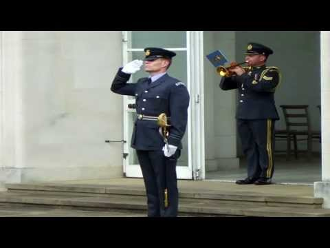Runnymede Air Forces Memorial Service - Sunday 10th May 2015