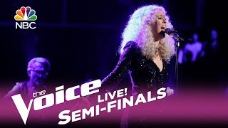 "The Voice 2017 Chloe Kohanski - Semifinals: ""I Want to Know What Love Is"""