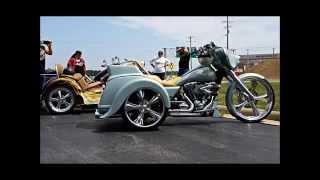 Gambar cover Hot Bike Tour - DK Custom Products in Joplin, MO Day 2