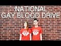 National Gay Blood Drive Announcement Video 2014