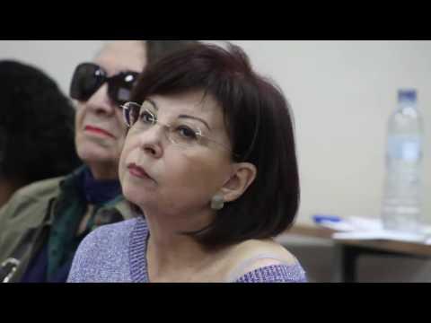 Intervenção do Alcides Sitoe sobre a Violência Doméstica