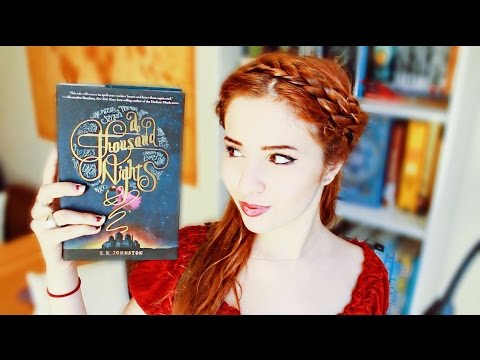 A Thousand Nights Book Review!