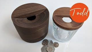 In the Labs with Todd | Making a Coin Bank | Vectric