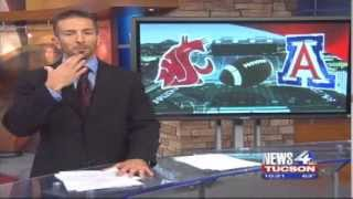 Jack Korpela No-Shave-Vember Sportscast for Men's Health