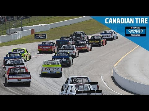 Full NASCAR Trucks Race: Canadian Tire Motorsports Park