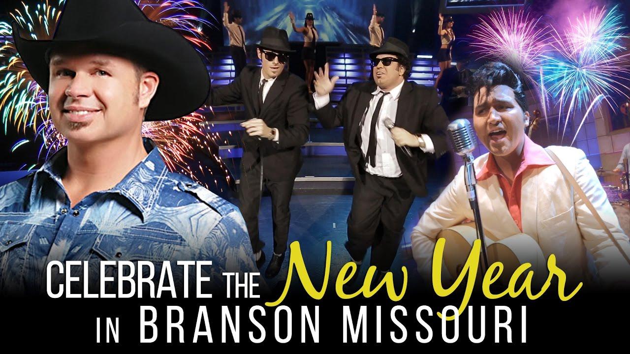 Celebrate New Years Eve in Branson, Missouri - YouTube