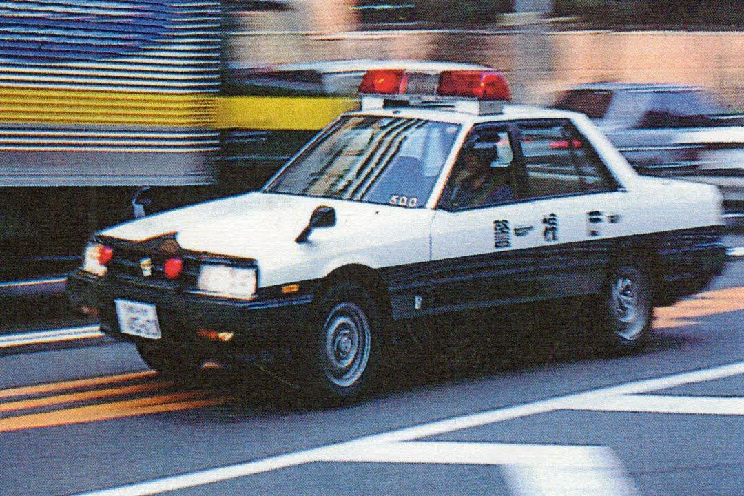 1980年代の日本のパトロールカー達 Japanese police car of the 1980s - YouTube