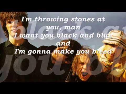 The Stone Roses-Bye Bye Badman (with lyrics)