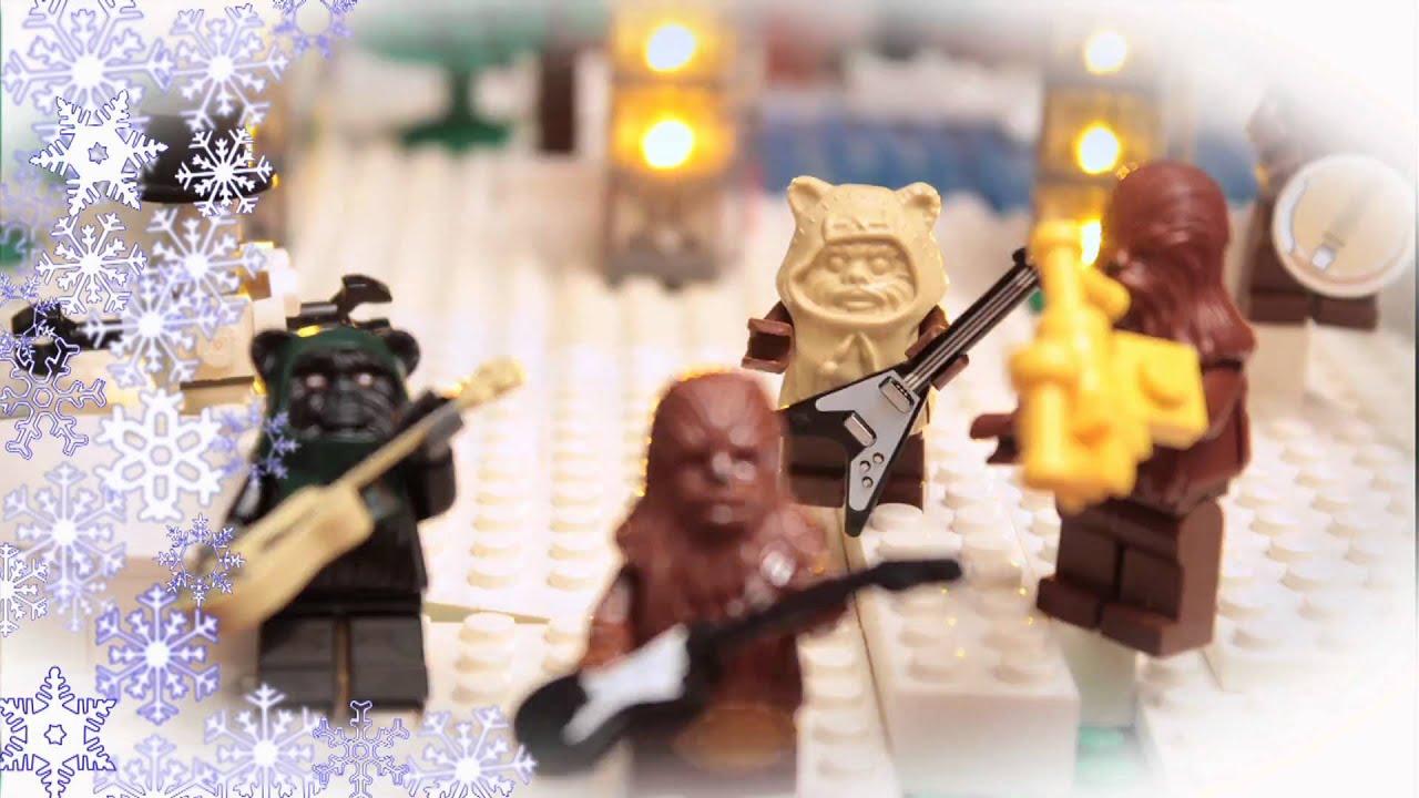Lego Star Wars Christmas Special Wookiee Wonderland Youtube