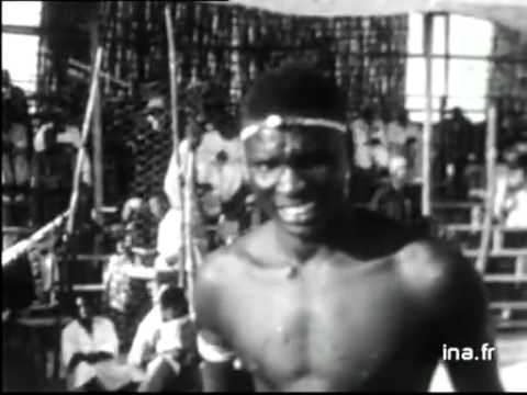 ARCHIVES VIDEO SUR LA LUTTE SENEGALAISE
