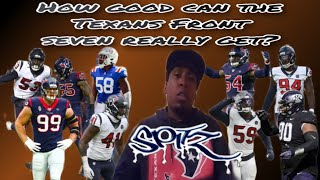 Houston Texans new front seven is built to pass rush?
