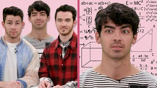 Jonas Brothers vs 'The Most Impossible Jonas Brothers Quiz' | PopBuzz Meets