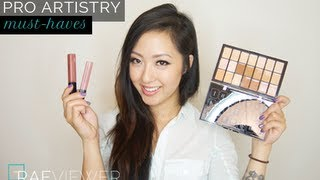 review tutorial freelance makeup artistry must have products my recommendations