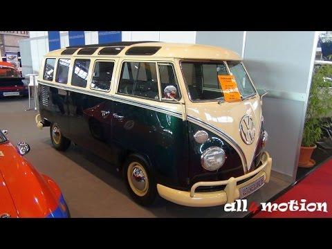 vw bus volkswagen bulli t1 samba retro classics 2016 youtube. Black Bedroom Furniture Sets. Home Design Ideas