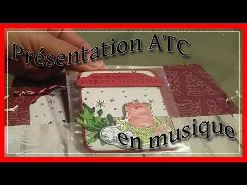 """Présentation ATC en musique pour les 150 abonnés de """"lesptitsdoigtsd"""