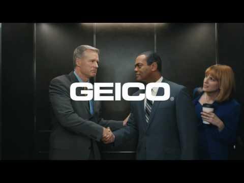 Geico - Unskippable Elevator