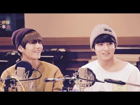 [Taekook/Vkook Analysis 9] 2015 Radio Show + LY Press Conference pt.2