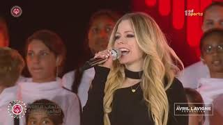 Avril Lavigne Foundation Special Olympics Opening Ceremonies.mp3