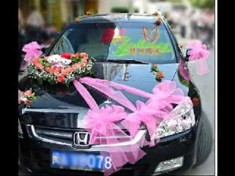 Easy Wedding Car Decorating Ideas Youtube