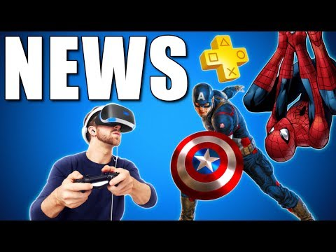 PS5 Games & Update - PS PLUS FREE PS4 Games Delay - AVENGERS Beta (Playstation News)