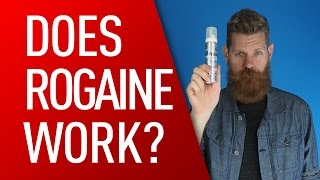 Does Rogaine Work? | Eric Bandholz