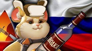 Русская озвучка Тарана в Overwatch