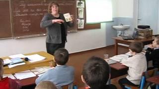 Заняття школи передового досвіду вчителів початкових класів