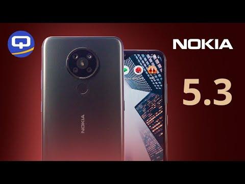 Nokia 5.3 обзор,