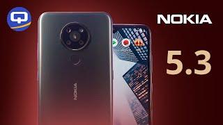 Nokia 5.3 обзор, отличный середняк./ QUKE.RU /