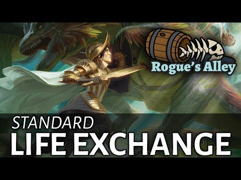 MTG Standard: Exchange Life - Rogue's Alley