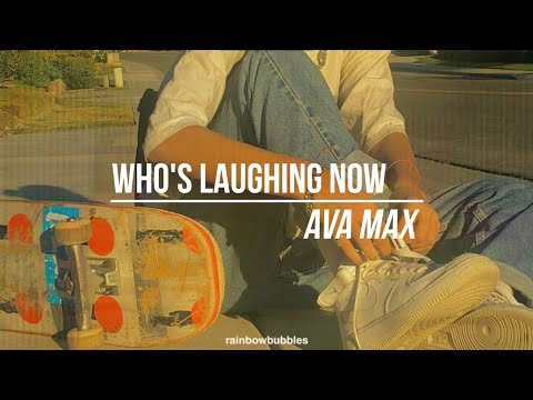 Ava Max - Who's Laughing Now (TRADUCIDA AL ESPAÑOL)