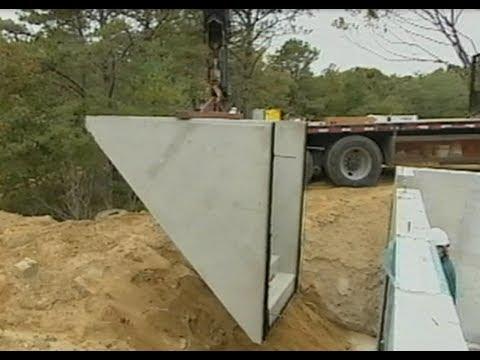Bilco Permentry® Basement Entrance Youtube | Precast Concrete Basement Steps Near Me | Basement Walls | Egress Window | Finished Basement | Prefab Concrete | Stair Treads