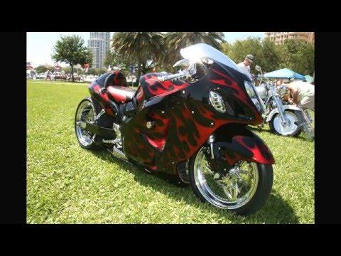 Best Custom Sport Bikes 2016