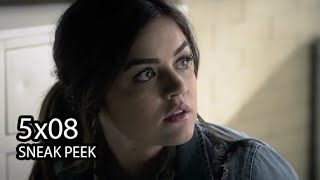 "Pretty Little Liars 5x08 Sneak Peek #2 - ""Scream for Me"" - Season 5 Episode 8"
